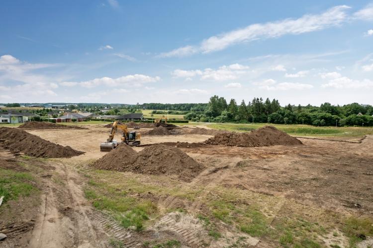 Lokal entreprenør bygger boliger til 160 millioner i Næstved