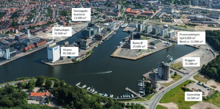 A. Enggaard får godkendt køb af havnearealer for 700 millioner
