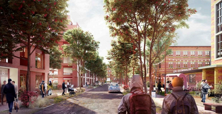Plan for 900 nye boliger i Aarhus