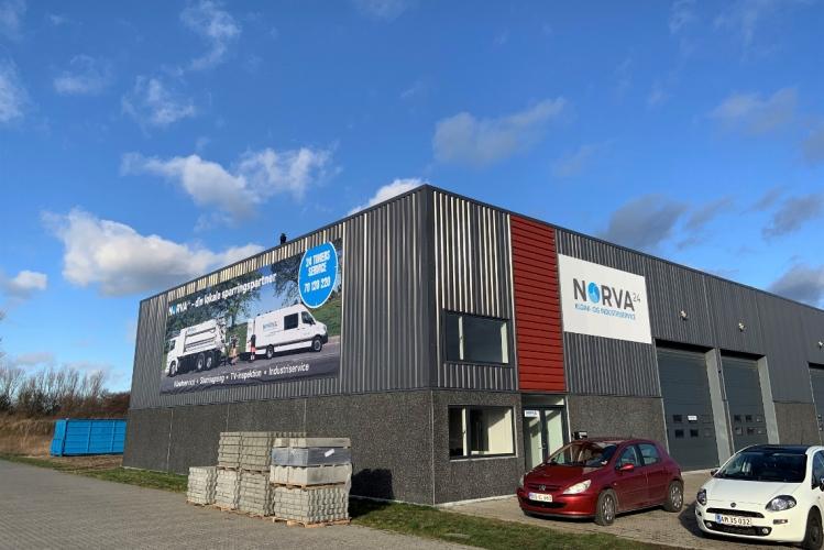 Femern-projekt får kloak- og industriservicevirksomhed til at åbne i Rødby