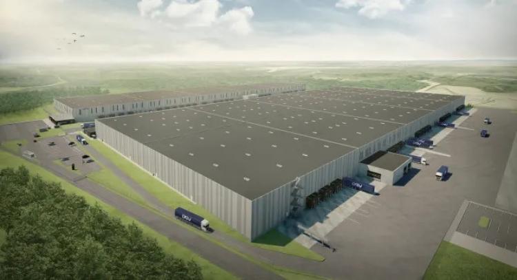 DSV udvider med 95.000 kvm lager- og logistikfaciliteter