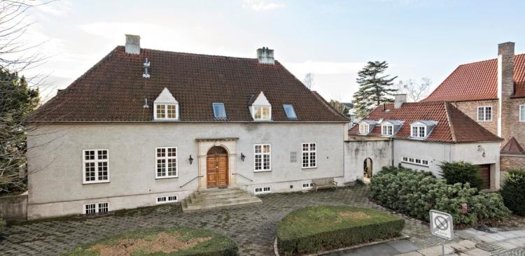 Kunstners hus solgt for 36 millioner