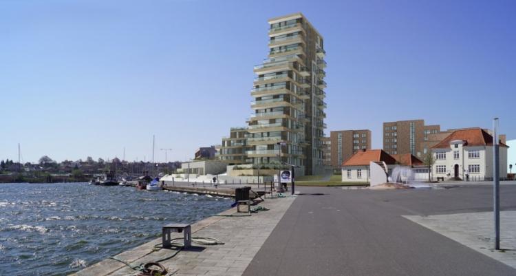 Projekt med 160 boliger i Haderslev er godkendt