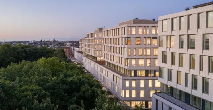 LINK Arkitektur satser på internationalt sundhedsbyggeri