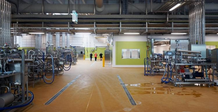 Arlas 9.000 kvm store innovationscenter ved Herning klar til brug