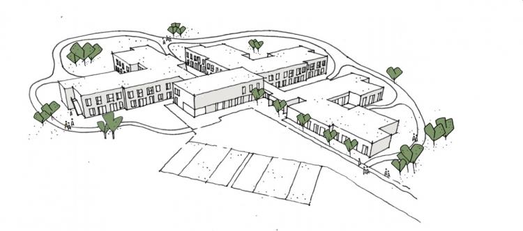 Nyt plejehjem til 124 millioner i Aalborg
