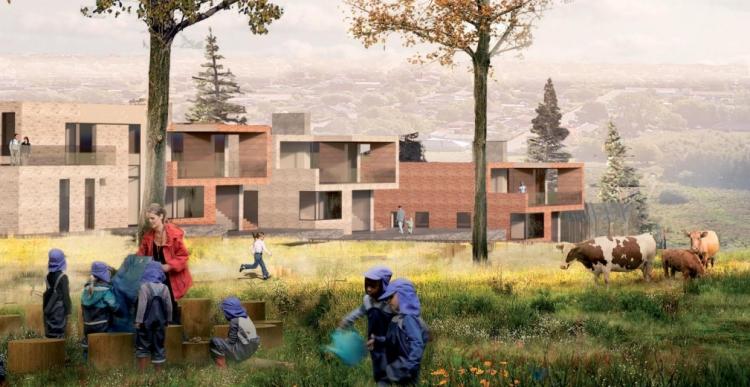 Udvikling af ny bydel med 1.500 boliger i Viborg