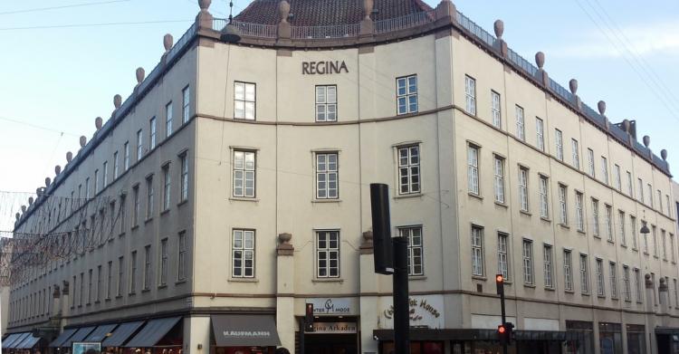 Bahne får 700 kvm stor butik i Regina-bygningen i Aarhus