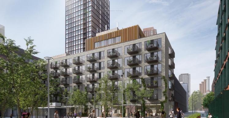 Endnu et boligprojekt i Carlsberg Byen er udsolgt