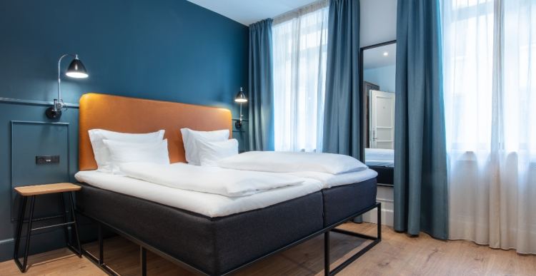 Københavnerhotel med 81 værelser åbner efter omfattende renovering