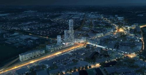 Silkeborg: De store projekter
