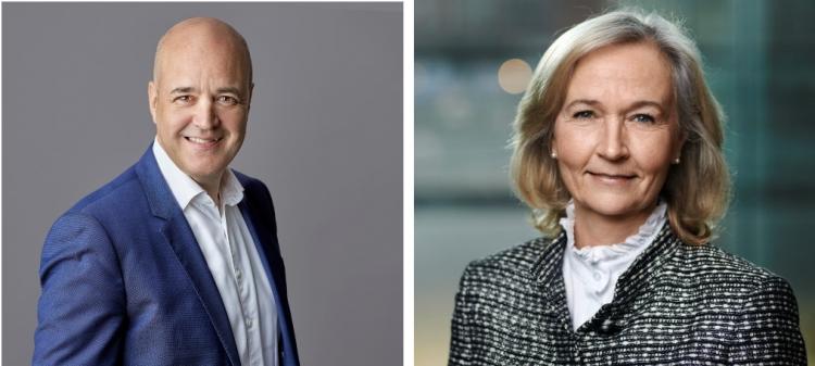 Vibeke Krag og Fredrik Reinfeldt indtræder i Heimstadens bestyrelse