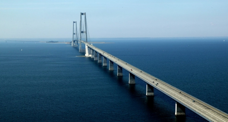Horsens-Aarhus-broen til Kalundborg til 136 milliarder