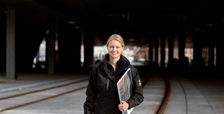 Dansk landinspektør vil sikre ejendomsret til kvinder i udviklingslande
