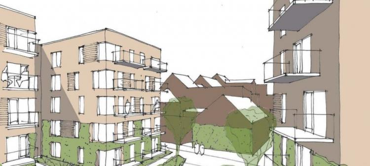 Projekt med 158 lejligheder i Horsens i høring