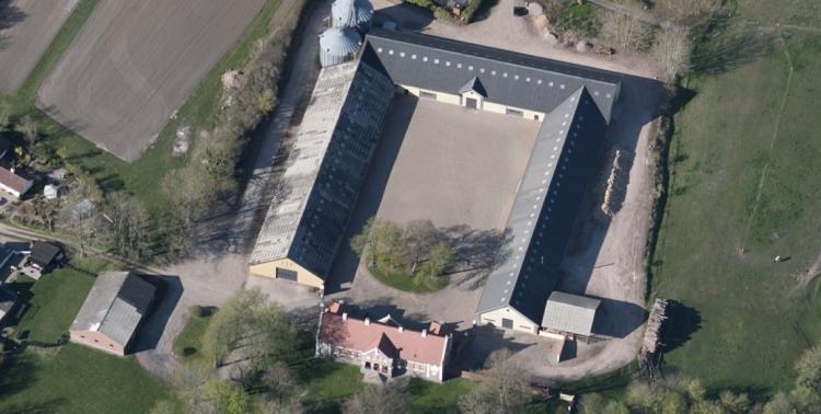 Bevaringsværdig proprietærgård til salg for 38 millioner
