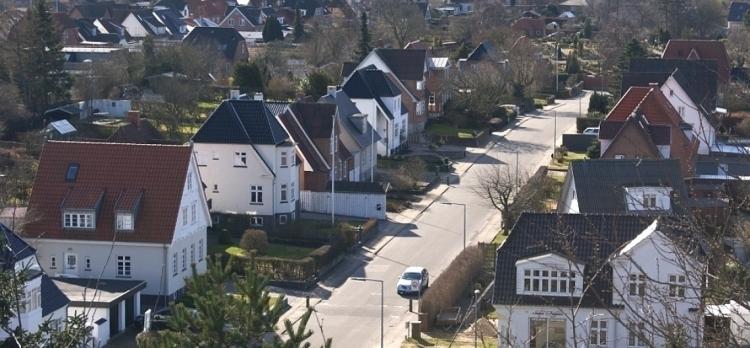 Salgstid på huse er den korteste tid i 12 år