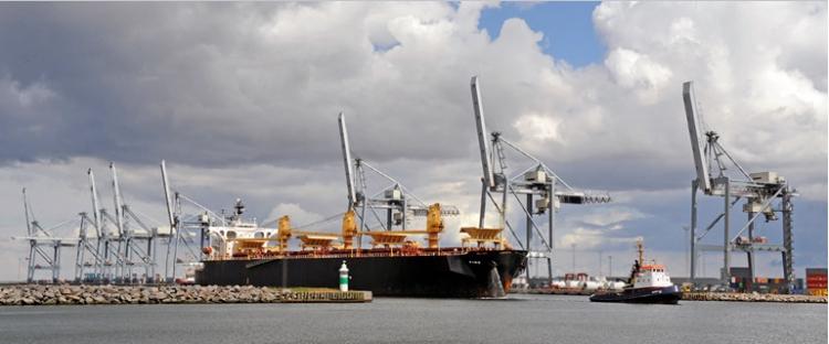 SDK Shipping udvider med 12.000 kvm pakhuse på Aarhus havn