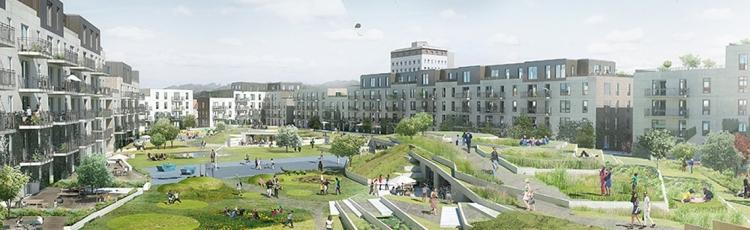 Byrådet i Vejle forkaster NPVs plan for Posthusgrunden