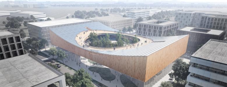 Dansk arkitekt står bag co2-neutralt museum af træ...